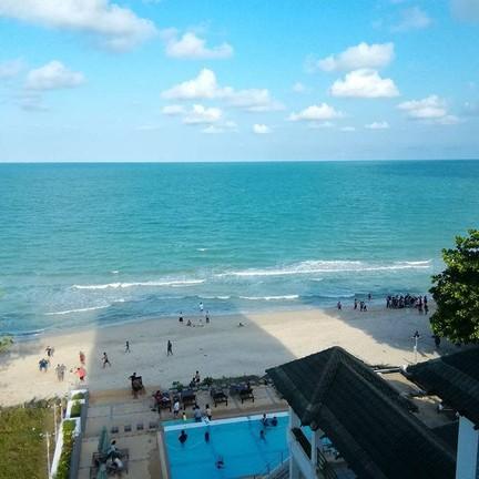 ภาพ : FB Khanom Golden Beach Hotel