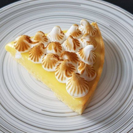Lemon Tart 120 บาท