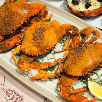 Crab and Claw สยามพารากอน