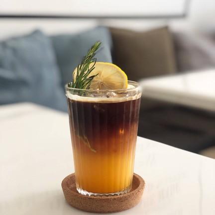 Orange honey coffee เมนูใหม่ สดชื่น หอมน้ำส้มคั้นแท้