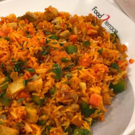 Mama's Indian Food Chinaworld Phahurat