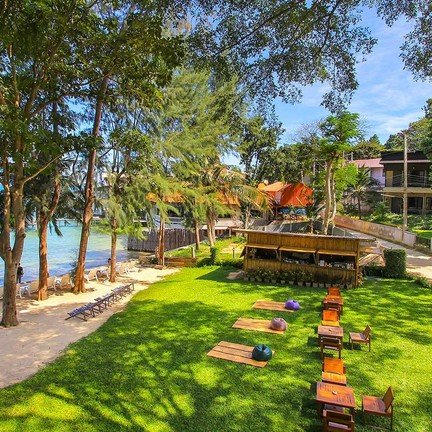ภาพ : Samed Hideaway Resort