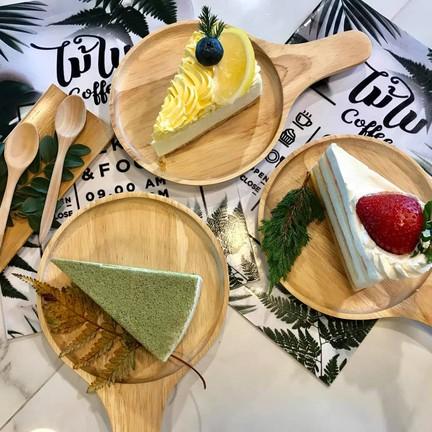 ขอขอบคุณรูปภาพสวยๆ จาก facebook page : ไม้ใบ Coffee Bangsaen