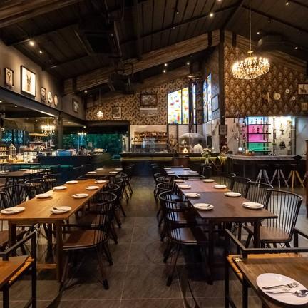 SRP Garden Bar&Restaurant