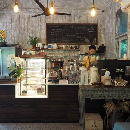 Ocean Man Cafe