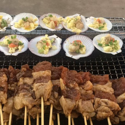 เนื้อย่างโคขุน ตลาดชินตา