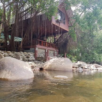 ขอขอบคุณรูปภาพจาก FB โฮมสเตย์บ้านสวนริมน้ำ