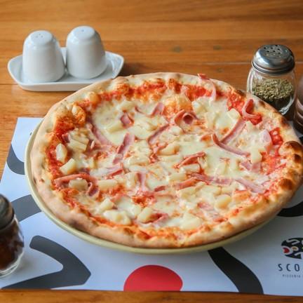Scoozi Pizza  สาทร ซอย 10
