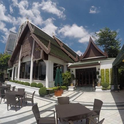 ศาลาริมน้ำ Mandarin Oriental, Bangkok