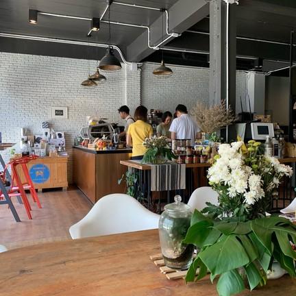 Almost Black cafe&supply (ALMB x espressoman) khonkaen