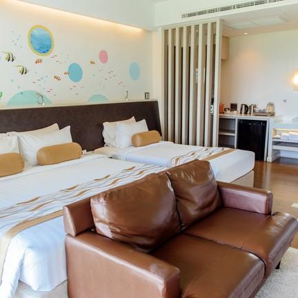 Sand Dunes Chao Lao Beach Resort