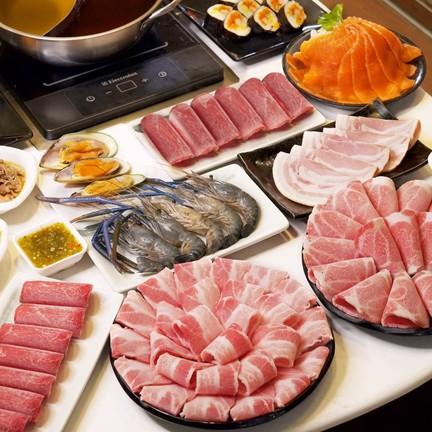 Sukishi Buffet มาบุญครอง ชั้น 7