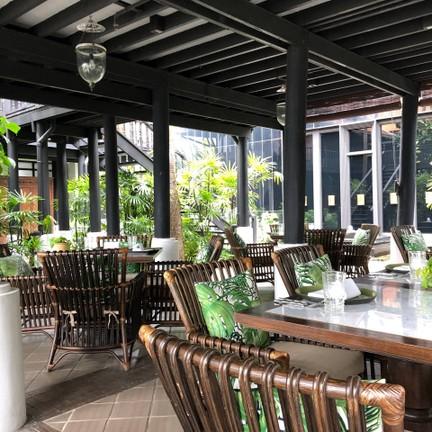 Chon Thai Restaurant โรงแรม สยาม