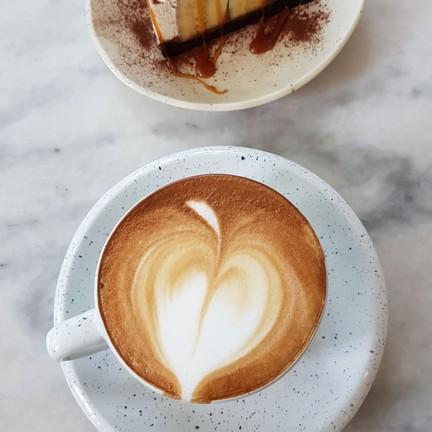 & Latte