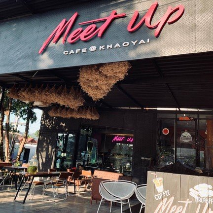 Meet Up Cafe @ Khaoyai
