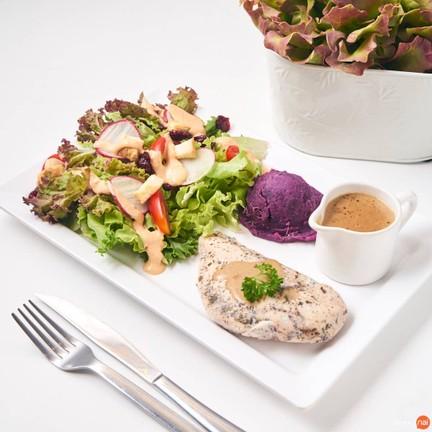 Jones' Salad เอสพลานาด รัชดา