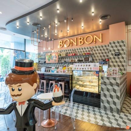 Bon Bon Cafe เอสพลานาดแคราย