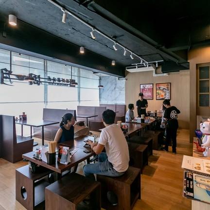 Shugetsu Ramen The 49 Terrace
