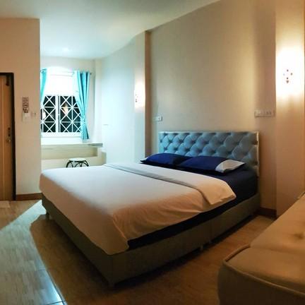 ห้องพักราคา 600 บาท