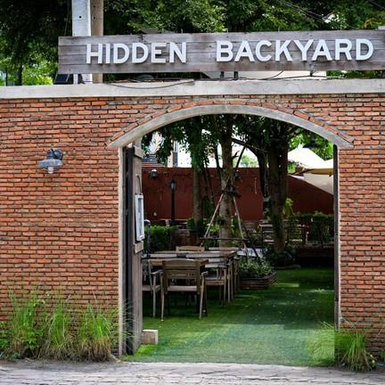Hidden Backyard Cafe & Hangout