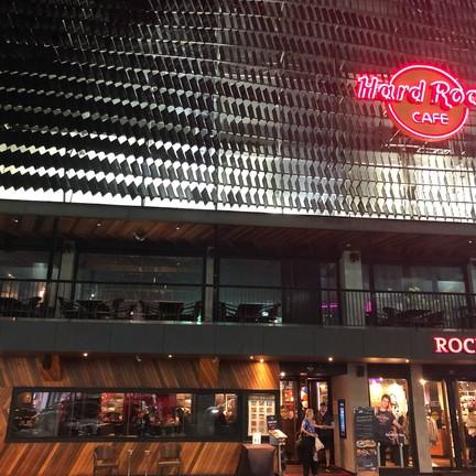Hard Rock Cafe สยามสแควร์