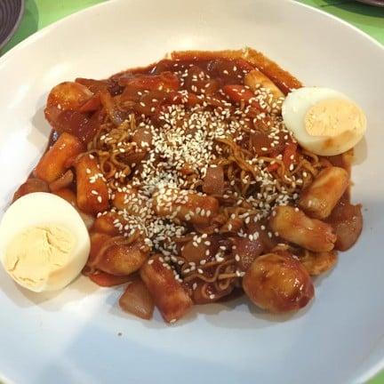 อัน ยอง ร้านอาหารเกาหลี