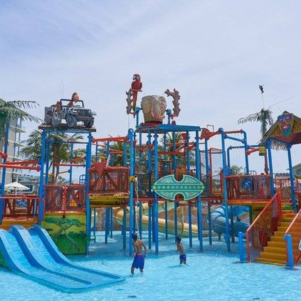 Splash Jungle Water Park ภูเก็ต