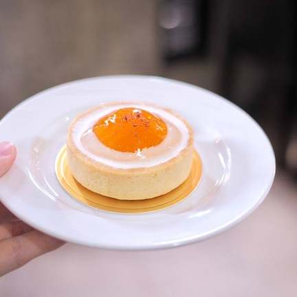 Dragon Egg Fried Tart