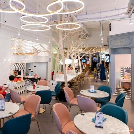 Lilliput Premium Kids Cafe