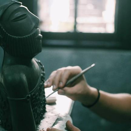 ขอขอบคุณAromdee artstudio สอนปั้นเซรามิค สอนทำเครื่องประดับ pottery workshop bkk