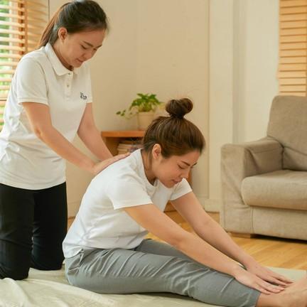 Massage with Friend