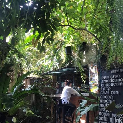 Tree House Cafe Hua hin