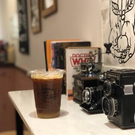 ARIBICA SPECIALTY COFFEE
