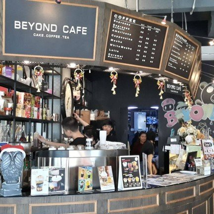 BEYOND CAFE Vviang Lifestyle Mall