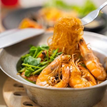 เจ๊มะนาว ปูไข่ดองน้ำปลากวน
