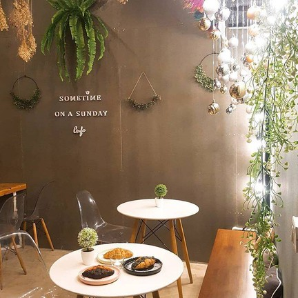Sometime On a Sunday Cafe ขอนแก่น