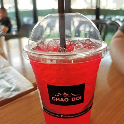 Chaodoi Coffee & Bubble Tea ถนนหลวงพ่อแช่มวัดฉลอง