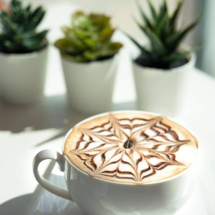 บ้านกาแฟและขนมหวาน