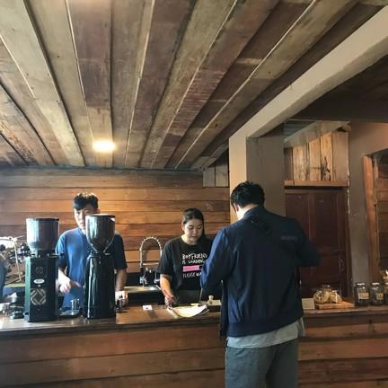 Akha Ama Coffee Original  สันติธรรม