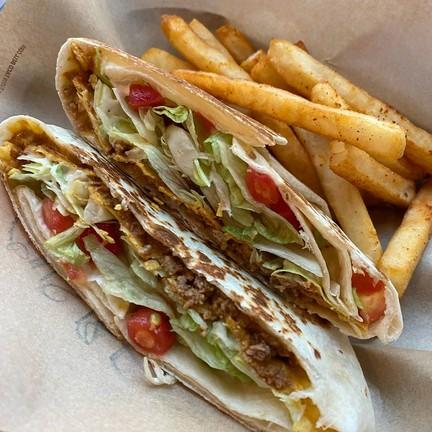 Taco Bell สามย่านมิตรทาวน์