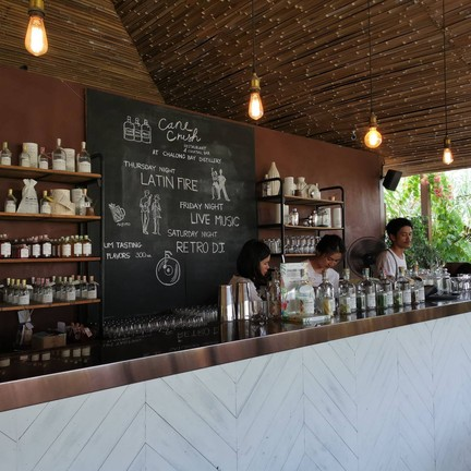 Cane Crush Restaurant & Cocktail Bar