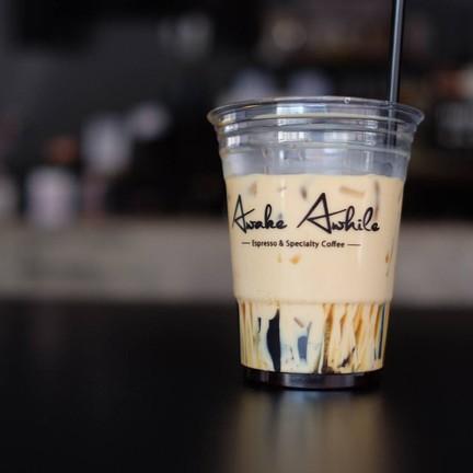 Mr.blackwater latte x jelly coffee