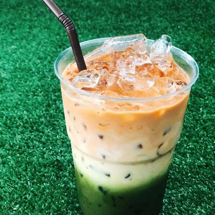 Than-Barame Cafe' at วัดบึงลัฎฐิวัน