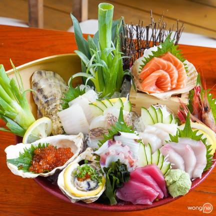 Selection Sashimi ราคา 699 บาท