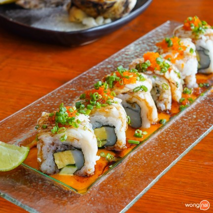Mugen Roll Sushi ราคา 379 บาท