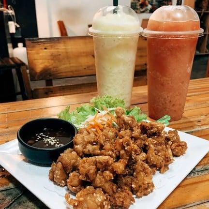 Aladin Burger สาขา 2