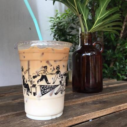 Iced Latte ราคา 50 บาท