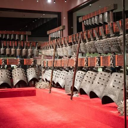 พิพิธภัณฑ์มณฑลหูเป่ย (Hubei Provincial Museum)