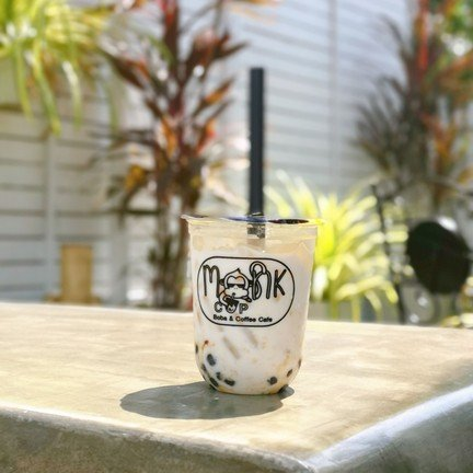 Monk Cup Boba & Coffee Cafe