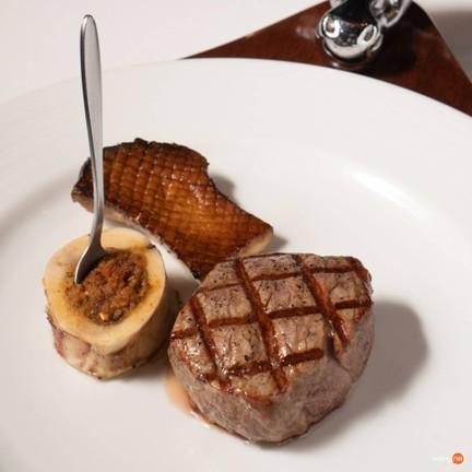 เนื้อสเต๊กสันในออสเตรเลีย